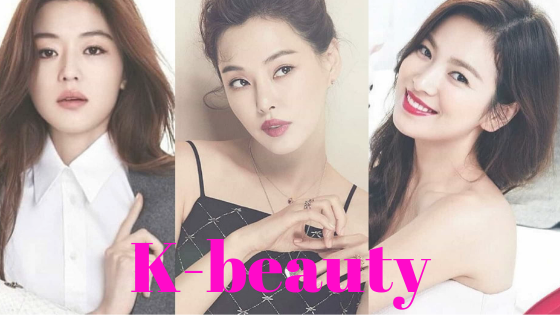 Kpop Ou K-Beauty, beleza coreana.