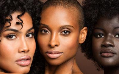 Maquiagem pele negra: Dica para encontrar sua base